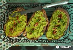 12 szupergyors zöldséges kence, amit a gyerekek is imádni fognak Meat Recipes, Vegetarian Recipes, Healthy Recipes, Healthy Food, Party Finger Foods, Party Snacks, Sandwiches, Special Recipes, Clean Eating Recipes