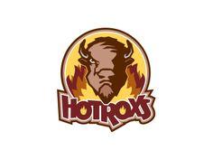 Hotroxs Logo Design