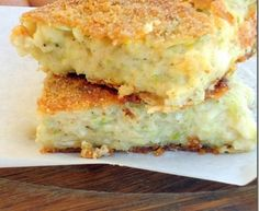 Zuchini Pie with feta cheese Food Network Recipes, Cooking Recipes, Cypriot Food, Greek Pita, Quiche, Greek Sweets, Greek Cooking, Easy Casserole Recipes, Greek Recipes
