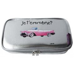 Beauty case Je t'emmène?  #fetedesmeres #cadeau #maman