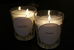DIY DIPTYQUE INSPIRED TUMBLER CANDLES
