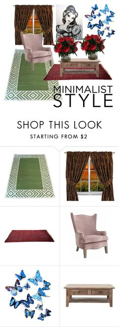 """""""My Style"""" by beckysupernova ❤ liked on Polyvore featuring interior, interiors, interior design, home, home decor, interior decorating, Madeline Weinrib, Sherry Kline, Disney and Minimaliststyle"""