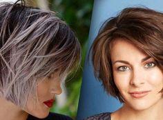 Lépcsőzetes frizura, rövid és középhosszú hajhoz, 16 káprázatos tipp! - MindenegybenBlog