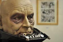 Busto de Darth Vader / Photo by IR