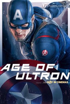Captain America - Marvels The Avengers: Age of Ultron - New promo!