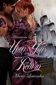Upon Your Return by Marie Lavender ebook deal