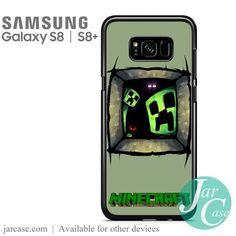 Minecraft (6) Phone Case for Samsung Galaxy S8 & S8 Plus