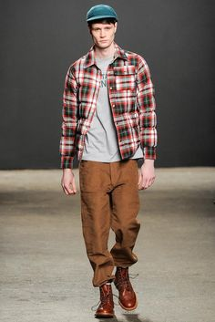 Mark McNairy New Amsterdam Fall 2014 Menswear - Collection - Gallery - Look 6 - Style.com