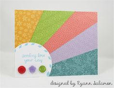 Ryann Salamon's April Release Day Card
