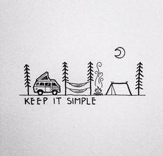 ✌️Keep it simple