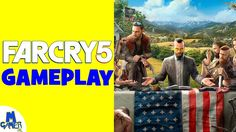 farcry5gamer.comFar Cry 5 Gameplay // PC // Xbox One // PS4 We spent ten minutes tooling around with Ubisoft's Far Cry 5 at this year's EGX. Check out our gameplay session right here.  Our Reviews:  YouTube:  Twitch:  Twitter:   http://farcry5gamer.com/far-cry-5-gameplay-pc-xbox-one-ps4/