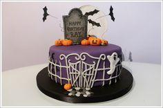 cake halloween - Buscar con Google
