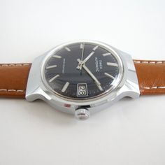 Timex Viscount Calendar 1978 timexman.nl - sub $99 vintage watches - shipping worldwide, from  Amsterdam with Love ♥