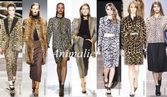 Animal instincts  http://www.swide.com/binaries/content/gallery/swide2/article-inside/2013/03/07/fall-winter-2014-trend-review-womenswear/fall-winter-2014-trend-review-animalier.jpg