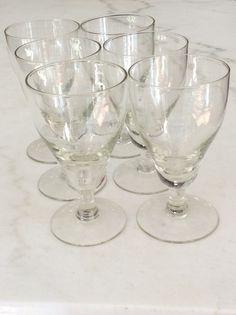 viinilasit . korkeus 13cm . 4 kpl