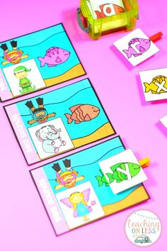 Teach Kindergarten or Preschool phonics with these printables and activities for your classroom. Some of these printables are free and help with teaching phonics games. Fun Phonics Activities, Preschool Phonics, Phonics Lessons, Phonics Games, Teaching Phonics, Kindergarten Activities, Classroom Activities, Teaching Resources, Japanese Language