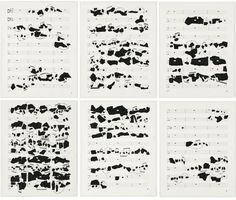 Experimental music notation resources - Process - lines Graphic Score, Poesia Visual, Music Visualization, Experimental Music, Sound Art, Music Score, Design Graphique, Sound Design, Art Music