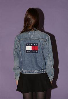 Tommy+Hilfiger+Denim+Jacket