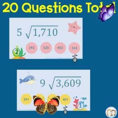 Fourth Grade Long Division Worksheets and Video Game Fourth Grade Long Division Worksheets and Video Game | TpT<br>