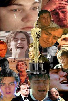 Leonardo Dicaprio might win an Oscar