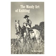 The Manly Art of Kniting   ShopPigment