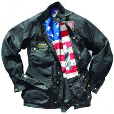 Barbour Baker Jacket  Steve McQueen Collection