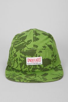 251f73107c8 Undefeated Floral 5-Panel Hat