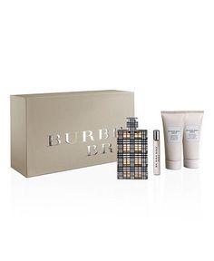 BURBERRY BRIT FOR WOMEN,  gift set
