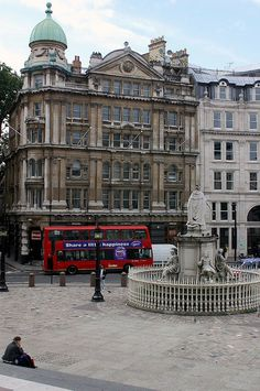Ludgate Hill, London
