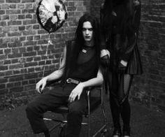 black metal dating site