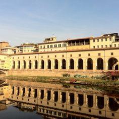 Florence - Arno & Uffizi