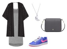 """""""Casual"""" by felisialuissela on Polyvore featuring T By Alexander Wang, Anna Sui, NIKE and BERRICLE"""