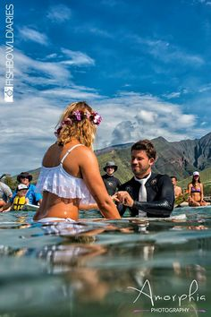 Awesome Surf Wedding!