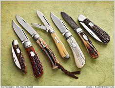 Photos - SharpByCoop's Gallery of Handmade Knives