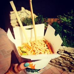 To have and to hold! #wok #wokonby #tasty #noodles
