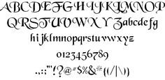 Newborough font by Roger White - FontSpace