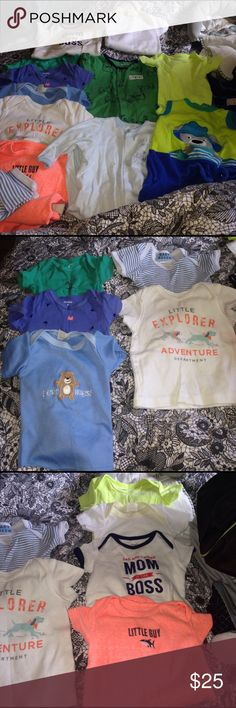 🎉Super baby bundle🎉clearance 3months baby clothes all like new some with tags Other
