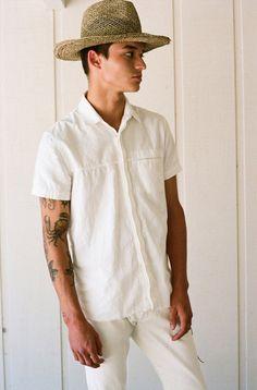 Simon Miller SS17.  menswear mnswr mens style mens fashion fashion style simonmiller campaign lookbook