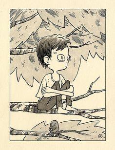 FOURTH :: Anxiety