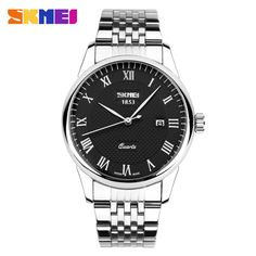 Skmei Factory Luxury Gold Gift Set Wristwatches Couple Watch Loves In 2016