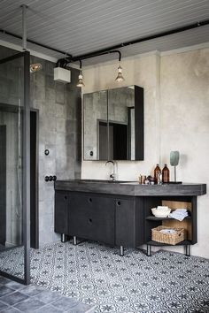 10 Awesome Industrial Vintage Decor Ideas For A Brick & Steel Living Space  Vintage Industrial  #homeindustrialdecor #industrialvintage #industrialdecor