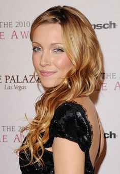 Katie Cassidy copper #blonde #hair (my current hair color!)