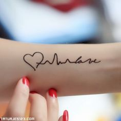 love tatoo
