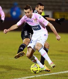 Le milieu offensif de l'ETG Cédric Barbosa est forfait pour le déplacement à Lyon ce samedi (17h).