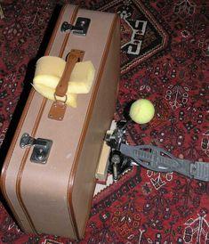 suitcase kick drum