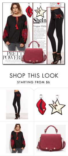 """""""SheIn"""" by emina136 ❤ liked on Polyvore featuring WithChic"""