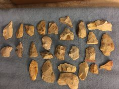 Artifacts from South Carolina