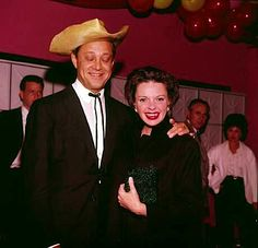 Anybody know the man with Judy ?