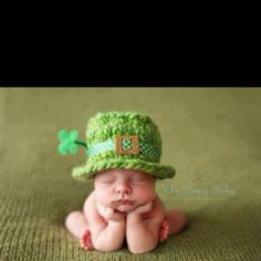 Cutest leprechaun ever!!