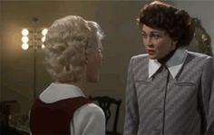 Faye Dunaway to Diana Scarwid (Mommie Dearest. Frank Perry, 1981)